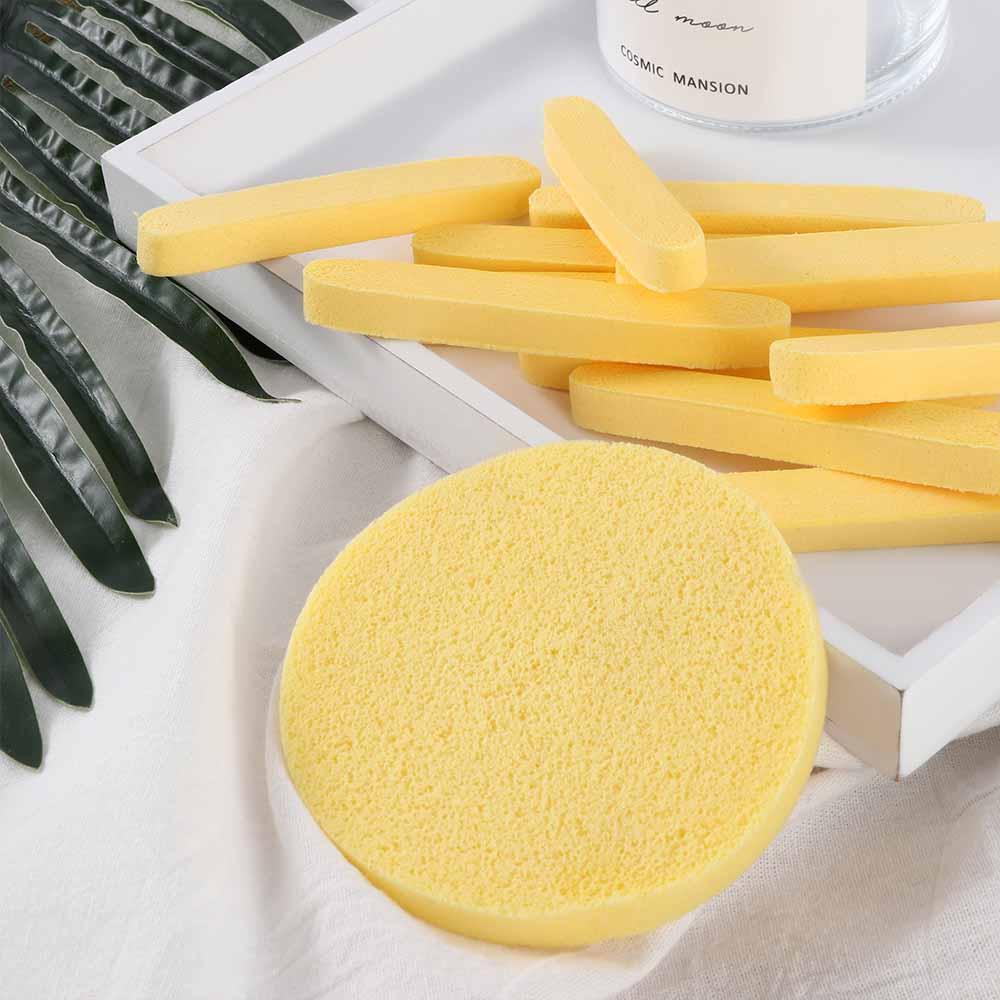 12 шт., популярные губки для чистки лица