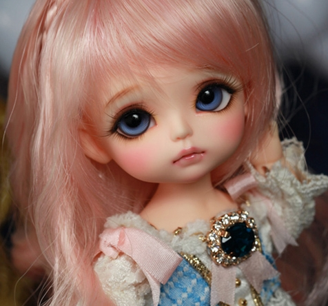 flash sale!free makeup&eyes!top quality bjd 1/8 yellow Happy baby doll cute hot toy kidsflash sale!free makeup&eyes!top quality bjd 1/8 yellow Happy baby doll cute hot toy kids