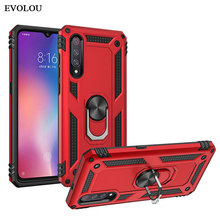 Heavy Duty Magnet Ring Case for Samsung A10 A30 A40 A50 A70 M10 M20 Hybrid Armor Shockproof Phone S10 S9 plus