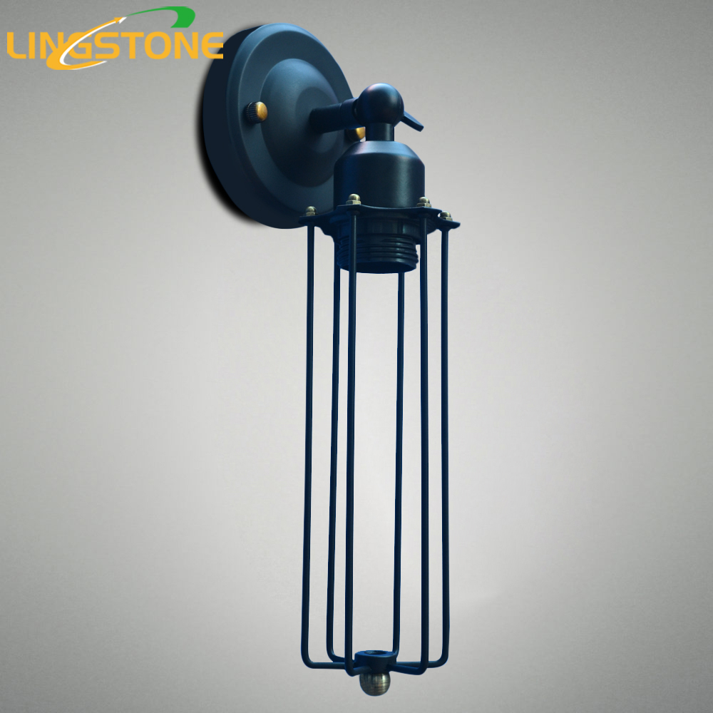 Loft Vintage Wall Lamps Industrial Wall Light Edison E27 Bedside Attic Aisle Lamp wall sconce Fixtures Home Decoration Lighting