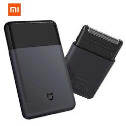 Xiaomi Mijia Shaver Portable Electric Razor Shavers Wireless  USB Rechargeable Japan Steel Mens Travel black xiaomi smart home