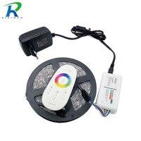 RiRi Won SMD RGB LEDs Strip Light 5050 5m 10m 15m 20m Waterproof Led Light 60Leds