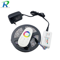 RiRi Won SMD RGB LEDs Strip Light 5050 5m 10m 15m 20m Waterproof Led Light 60Leds