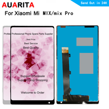 For XiaoMi mi mix 6.44 LCD Display screen Touch panel Screen front glass Digitizer Assembly replacement for xiaomi pro