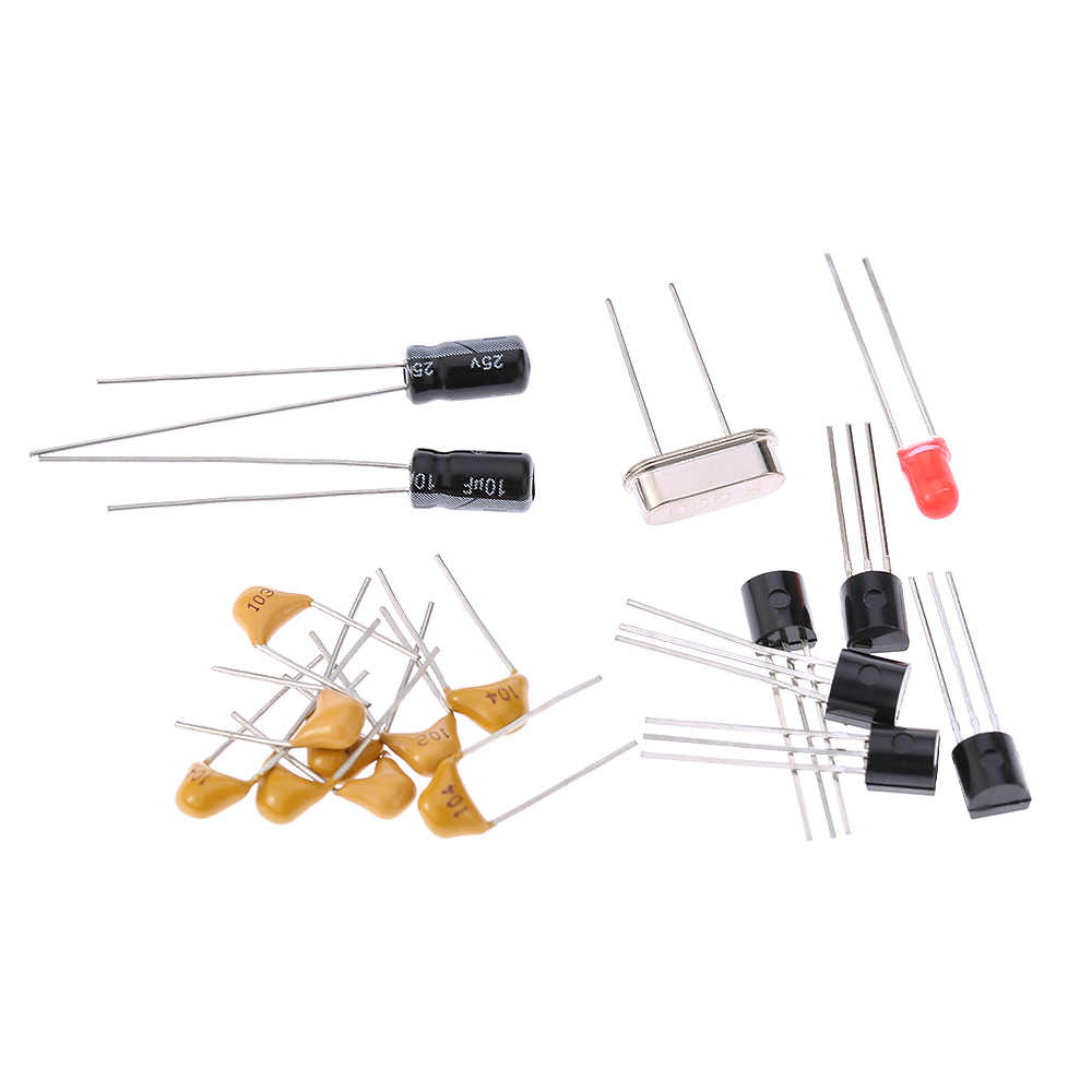 Multifunctional Tester Transistor Diode Capacitance Esr Electronic Device And Circuit Pwm Generator Voltage Frequency Meter Square Wave Signal Gm328 In Instrument Parts