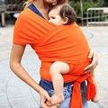 Удобный модный слинг для младенцев  мягкий натуральный Рюкзак-переноска для детей  дышащий хлопковый Хипсит  чехол для ухода за ребенком  ух...