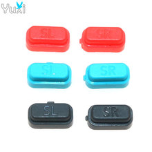 YuXi for Nintend Switch NS NX Joy-Con Side Right Left SR SL Key Trigger Button Replacement Repair Part for Joy Con