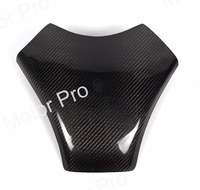 For Honda CBR1000RR 2008 2009 2010 2011 Carbon Fiber Fuel Gas Tank Cover Protector Motorcycle CBR 1000 RR CBR1000 1000RR Black