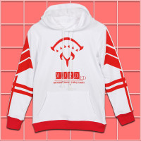Fate Stay Night Mordred Saber Men Women Boys Pullover Swet shirt Hoodie Winter Cotton Warm Cosplay Long Sleeve Red White
