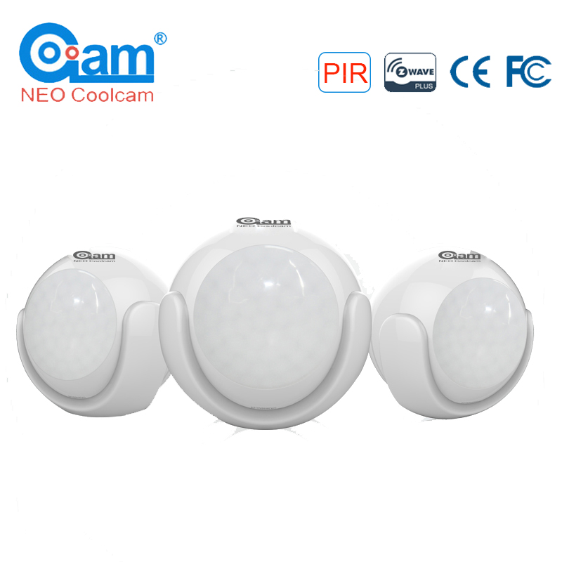 NEO Coolcam NAS-PD01Z Z-Wave PIR Motion Sensor Detector Home Automation Alarm System Motion Alarm Z wave Security & Protection серьги diva diva di006dwzgk63