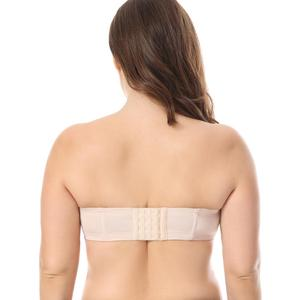 Image 2 - Womens Underwire Contour Multiway Strapless Plus Size Bra