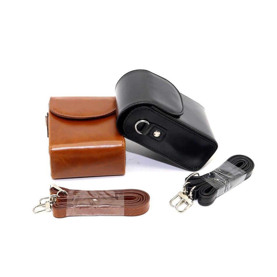 Retro Kamera Ledertasche Schulter Tasche Fr Canon Powershot G7xii Sx620 Hs Paket G9x G7x Mark Ii 2 Sx730 Sx720 Sx710 Sx700 Sx610 Sx600