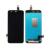 100% detección de Pantalla LCD Full + Digitalizador de Pantalla Táctil Negro asamblea para zte blade x5/blade d3 t630 envío gratis