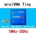 VNA 1 M-3 GHz Vector Network Analyzer miniVNA Tiny VHF/UHF/NFC/RFID RF Antena VNA analizador de Señal Generador de SWR/S-Parámetro/Smith