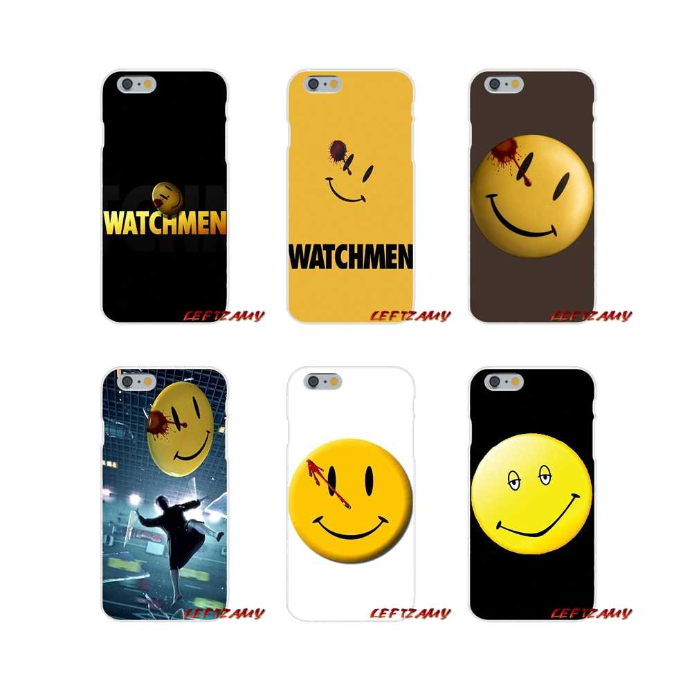 Accessories Phone Cases Covers For Xiaomi Redmi 3 3S 4A 5A Pro Mi4 Mi4C Mi5S Mi6X Mi Max2 Note 3 4 5A Custom Design Watchmen