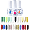 Lily angel 15ML Soak Off UV LED Nail Gel Polish Long-lasting Vernis Semi Permanent Colorful Nail Gel Polish 72 Colors NO.49-72
