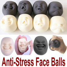 Ball Cao Noise-Maker Funny Maru Vent Human-Face-Ball of Japanese-Design