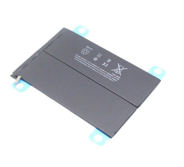 10 cái/lốc 6471 mAh 0 chu kỳ Thay Thế Pin Cho iPad Mini 2/3 A1489 A1490 A1491 A1512 A1599 A1600 2nd 3rd Thế Hệ