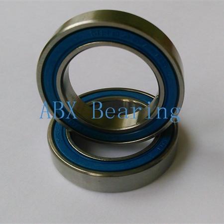2pcs S6806-2RS S6806 2RS 6806 61806 stainless steel 440C hybrid ceramic deep groove ball bearing 30x42x7mm BB30 wheel hub bearing 15267 2rs 15 26 7mm s15267 2rs ce 15267 stainless steel si3n4 hybrid ceramic bearing