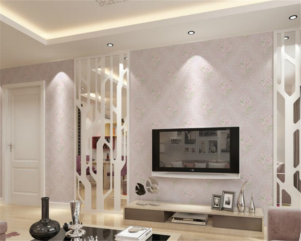beibehang High classic fashion wallpaper idyllic non-woven wallpaper 3d living room bedroom background papel de parede tapety beibehang High classic fashion wallpaper idyllic non-woven wallpaper 3d living room bedroom background papel de parede tapety