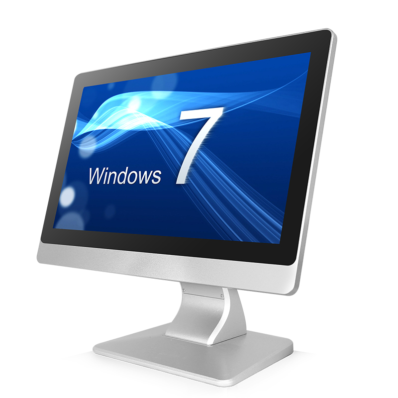 All In One Panel PC Touch Screen 19 Inch True Flat Industrial Computer