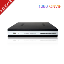 8Channel H.265/H.264 NVR 1080P Network Video Recorder 4K Output Onvif P2P CCTV Security HDMI 2 SATA