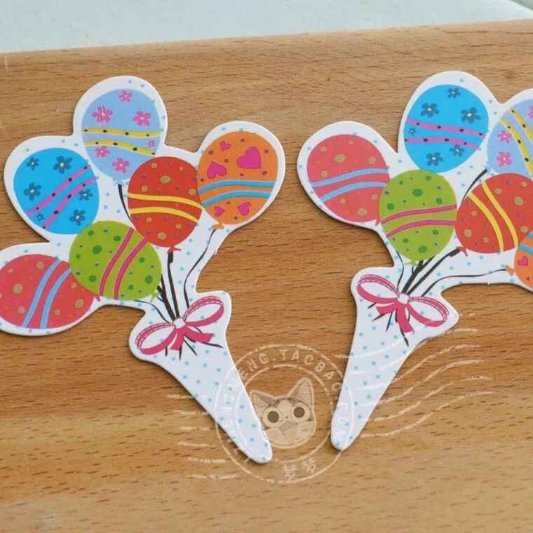 50 Uds Multicolor pastel Cupcake Toppers suministros para fiesta tutú pastel Mesa cumpleaños adornos de pastel de fiesta niños decoraciones
