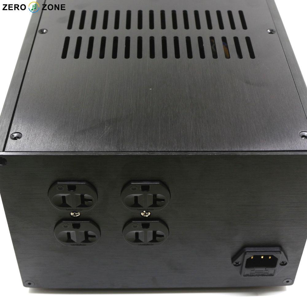 PT-2000 anneau équilibré isolation alimentation haute puissance démarrage progressif 2000 W processeur de puissance