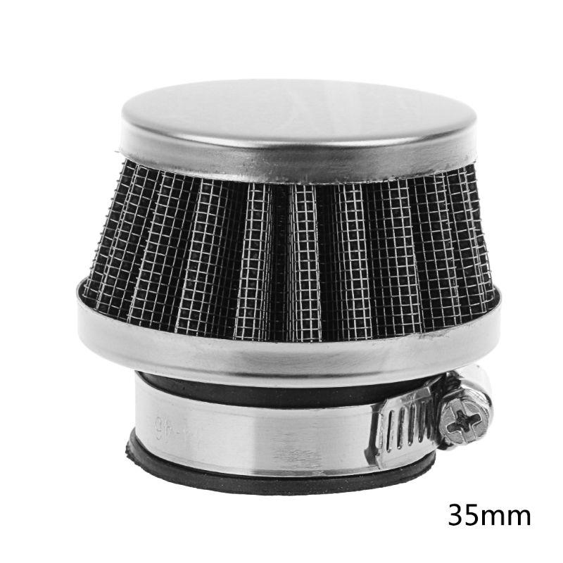 35 мм воздушный фильтр Мотоцикл Скутер питбайк воздухоочиститель фильтр для мото