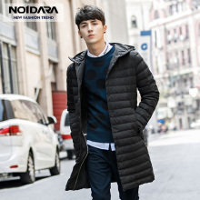 NO.1 DARA New Brand Russia Winter Men Casual 90%White Duck Down Jacket Men's Down Jackets And Coats Warm Jackets Down Overcoat