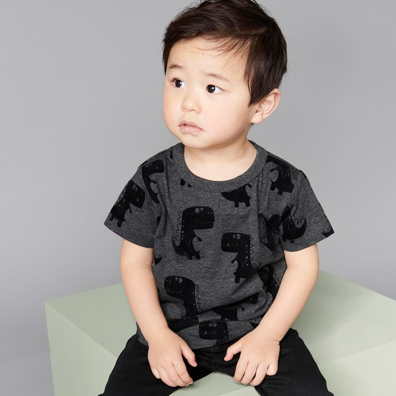 100% Wahr Jungen Sommer Tops & Tees 2019 Junge Baumwolle Sommer Kleidung Baumwolle Kinder T-shirts Tiere Muster Kinder Appliques Kleidung Elegant Im Stil
