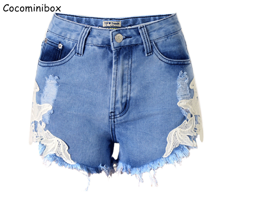 Online Get Cheap Crochet Denim Shorts -Aliexpress.com | Alibaba Group