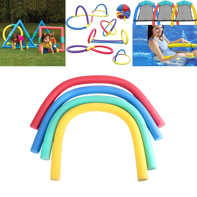 US $1.22 28% OFF 1.5m Kids Pool Play Outdoor Swim Stick Dive Super Floating  EPE Educational Kids Children Gifts Summer Swimming Pool Accessories-in ...