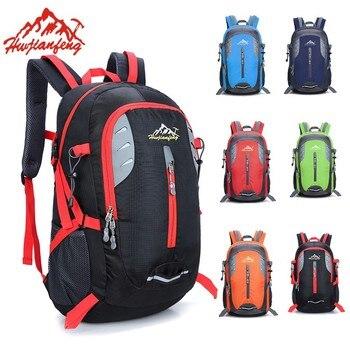 9e8a451e13c8 Горячее предложение 35L Для мужчин рюкзаки для девочек-подростков Anti  Theft нейлоновые рюкзаки рюкзак для