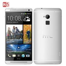Разблокирована htc one max мобильный телефон 16/32 gb rom 2 ГБ ram 3 г и 4 г lte quad core 5.9 «4MP WIFI GPS Смартфон 3300 мАч