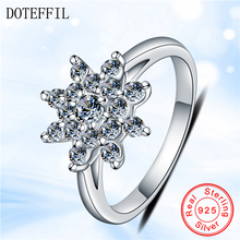 Silver Rings 2020 New Arrivals Fashion Shiny Zircon Design 925 Sterling Silver Ring for Women Wholesale Jewelry Christmas Gift new fashion high quality super shiny zircon 925 sterling silver stud earring for women jewelry wholesale gift oorbellen