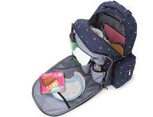 Diseñador de La Venta caliente Bolsas de Bebé para la Mamá de La Momia Bolsa de Pañales Mochila Accesorios Cochecito Cochecito de Bebé Cochecito Organizador Bolsas de Pañales