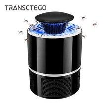 Москитная лампа-убийца Жук Zapper Светодиодный УФ ночник USB Электрический комаров ударная лампа-убийца насекомые амбарные вредители ловушка Отпугиватели для ребенка