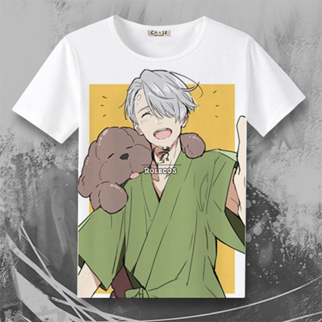 Yuri On Ice T shirt
