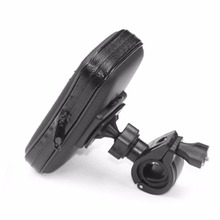 2017 Waterproof Bicycle Bag Bike Mount Holder Case Bicycle Cover For Mobile Phone Bicycle Accessories Handlebar Holder
