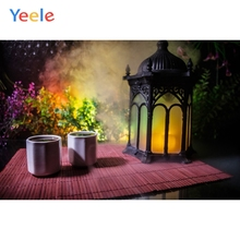 Yeele New Year & Lunar Photocall Lantern Tea Photography Backdrops Personalized Photographic Backgrounds For Photo Studio