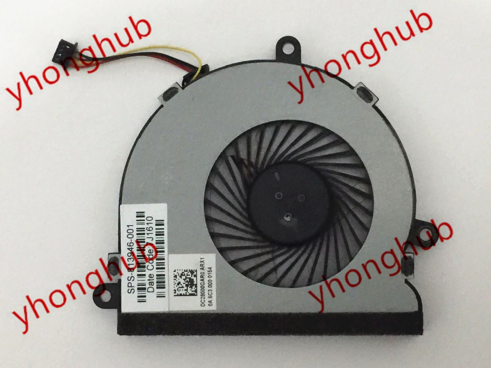 Emacro For ARX FN0565-A1033L2AL FN0565-S1084L2AH Server Laptop Cooling Fan DC 5V 0.45A 3-wire