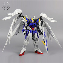 COMIC CLUB instock MJH mojianghun hirm style version wing gundam zero ew MG 1/100 action assembly figure robot toy