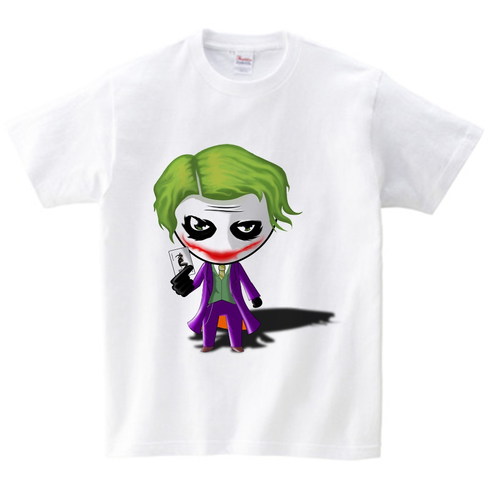 2018 Print Suicide Squad Harley Quinn Joker ChildrenT-shirt O-Neck Short Sleeve COOL Girl Casual Top Tee Baby T Shirt  NN2018 Print Suicide Squad Harley Quinn Joker ChildrenT-shirt O-Neck Short Sleeve COOL Girl Casual Top Tee Baby T Shirt  NN