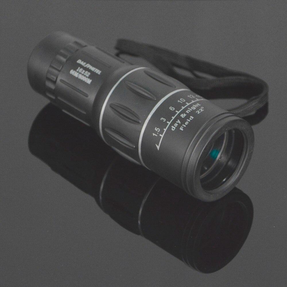 Definisi Tinggi Teleskop 16x52 Ganda Fokus Bermata Lingkup Teropong Multi Coating Lensa Optik Visi Hari Di Dari Olahraga Hiburan
