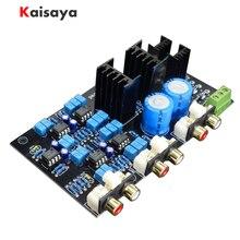 調整することができ/カスタマイズされた 2 範囲 2 ウェイスピーカーアクティブ周波数分周器クロスオーバー Linkwitz ライリー回路 dsp ボード A8 014