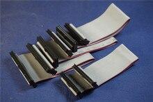 5 stücke 2,0mm IDC Socket Extension Kabel 6 8 10 12 14 16 18 20 24 30 34 40 44 50 60 Pin 30 CM ISP JTAG DAP AVR UL2651 1,0mm Kabel