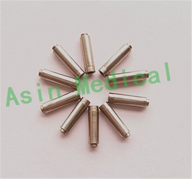 5 pcs 12.8mm Gigi Menekan Tombol handpiece gigi Poros menekan tombol poros cartridge