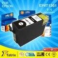 Для Epson Картридж T1361, T 1361 Deskjet Принтер Картридж Для Epson Workforce K101/Workforce K201/Workforce K301