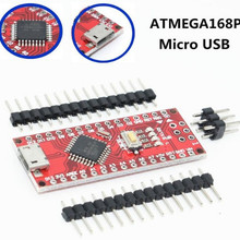 Nano Micro USB с Загрузчиком совместимый Nano 3,0 контроллер CH340 USB драйвер 16 МГц Nano v3.0 ATMEGA168P для arduino